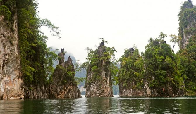 Национальный парк Таиланда Као Сок (Khao Sok)